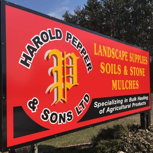 Pepper Landscape Supply